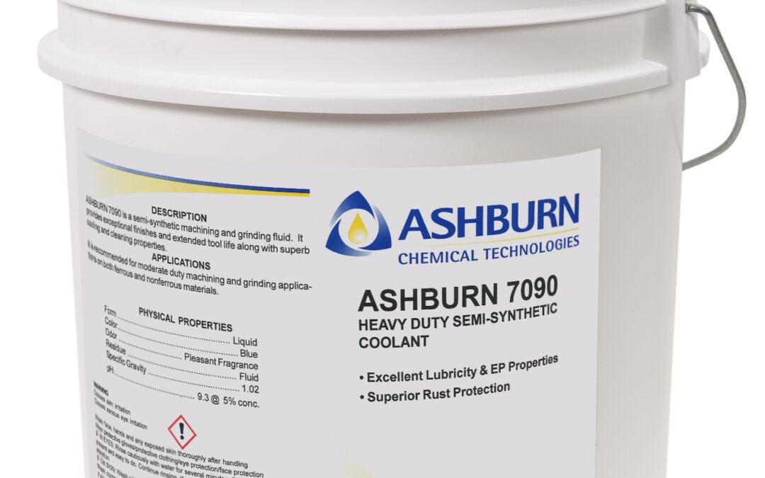 Ashburn 7090 Improves Finish