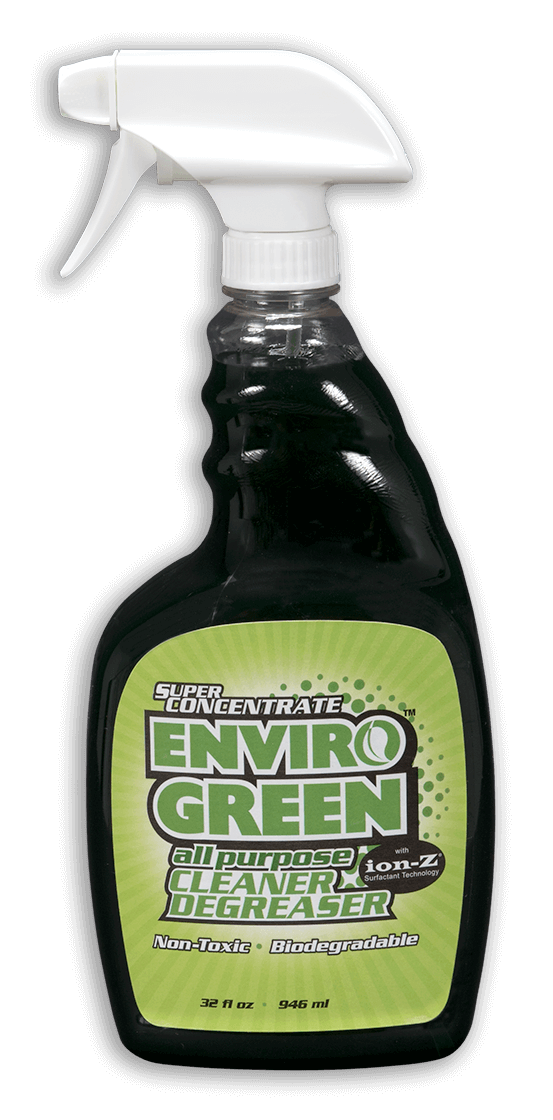 EnviroGreen All purpose cleaner degreaser biodegradable non-toxic cleaner